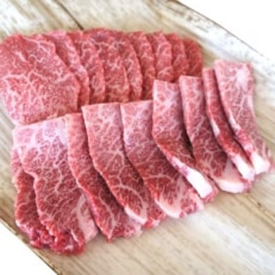 近江牛モモ・バラ焼肉用300g