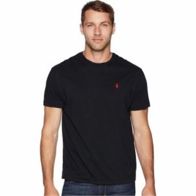 ラルフ ローレン Polo Ralph Lauren メンズ Tシャツ トップス Classic Fit Crew T-Shirt RL Black
