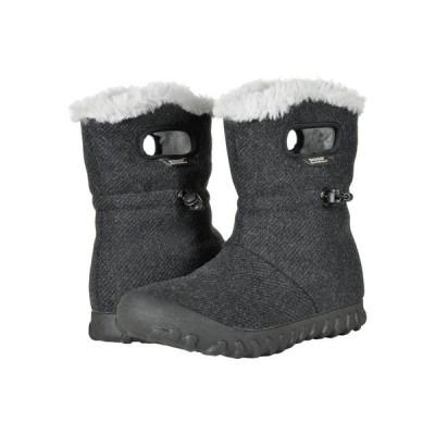 ボグス ブーツ&レインブーツ レディース B-Moc Wool Black