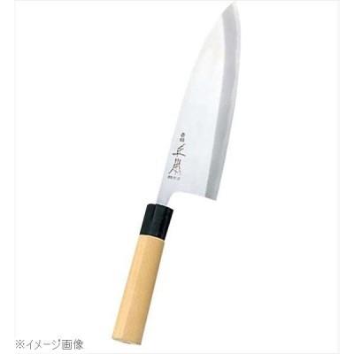 正本 本霞(玉白鋼)本出刃庖丁 10.5cm KS2010