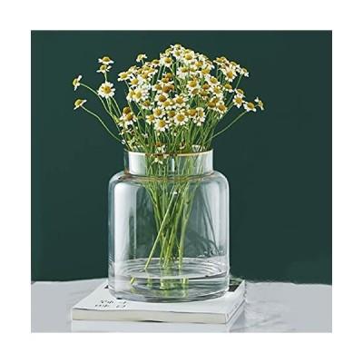 花瓶 ガラス 透明 花器 フラワーベース ガラスベース ガラスボトル アレンジ インテリア 水栽培 生け花 造花