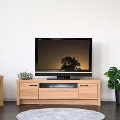テレビ台 国産 テレビボード 幅150  コーナー 完成品   オーク 北欧 おしゃれ モダン ローボード  家具