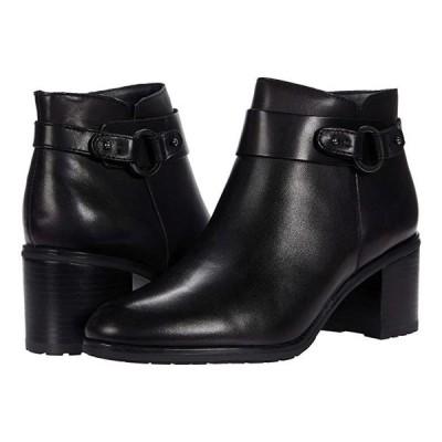 ナチュラライザー Lydia レディース ブーツ Black Leather