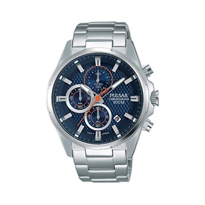 Pulsar Unisex Analogue Quartz Watch with Stainless Steel Plated Bracelet ? PM3059X1 並行輸入品