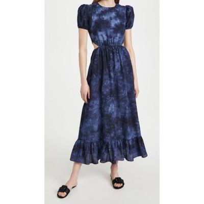 ライクリー LIKELY レディース ワンピース ワンピース・ドレス Rosa Dress Navy