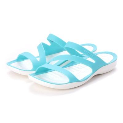 クロックス crocs レディース サンダル swiftwater sandal w 203998-4DY