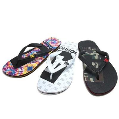 ディーシーシューズ DC SHOES SPRAY GRAFFIK ビーチサンダル メンズ 靴