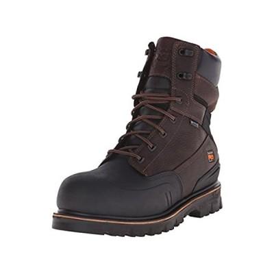 Timberland PRO Men's 8 Inch Rigmaster XT Steel Toe Waterproof Work Boot, Br