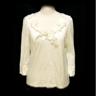 UNITED ARROWS フェミニンフリルカットソー (Feminine frill cut-and-sew) ユナイテッドアローズ Tシャツ 053655【中古】