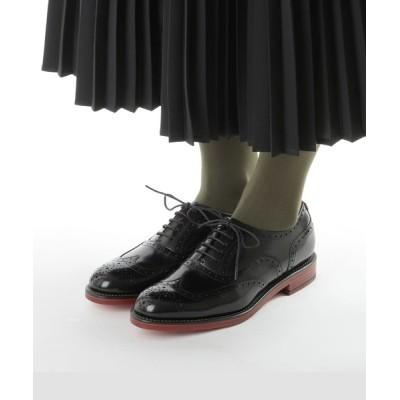 REGAL FOOT COMMUNITY / リーガル レディース/【プレミアムライン】革底ウイングチップ WOMEN シューズ > ドレスシューズ