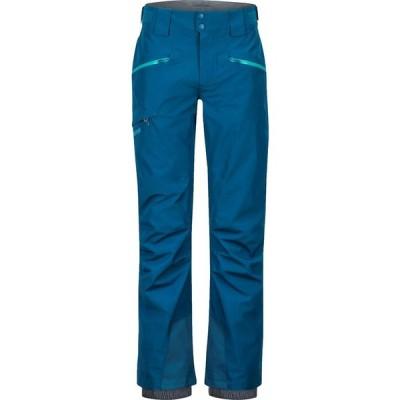 マーモット Marmot レディース スキー・スノーボード ボトムス・パンツ Lightray GORE-TEX Pants Clear Blue