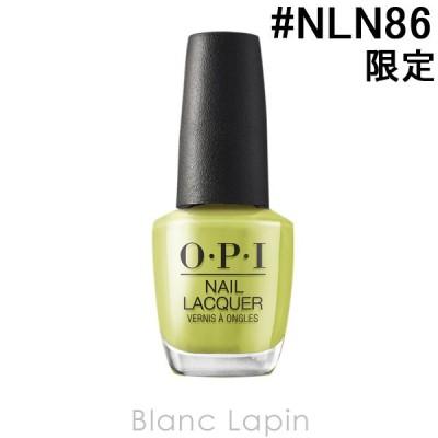 OPI ネイルラッカー #NLN86 ペアダイス コーブ 15ml [021127]