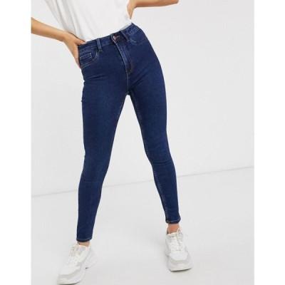 ニュールック New Look レディース ジーンズ・デニム ボトムス・パンツ skinny jeans インディゴブルー