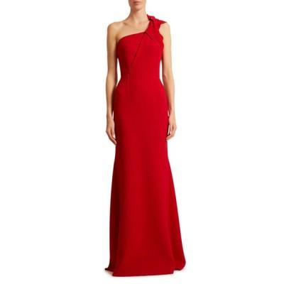 ローラン・ムレ レディース ワンピース トップス Gosford Knotted One-Shoulder Column Gown