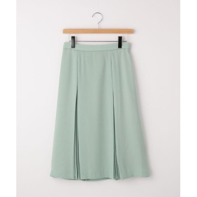 OFF PRICE STORE(Women)(オフプライスストア(ウィメン)) NATURAL BEAUTY 部分プリーツスカート