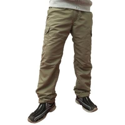 アウトドアプロダクツ (OUTDOOR PRODUCTS) 大きいサイズ メンズ パンツ 裏フリース カーゴパンツ 3L,4L,5L