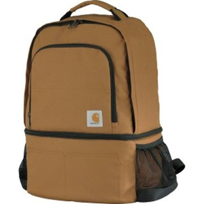 カーハート メンズ バックパック・リュックサック バッグ Carhartt Cooler Backpack Carhartt Brown