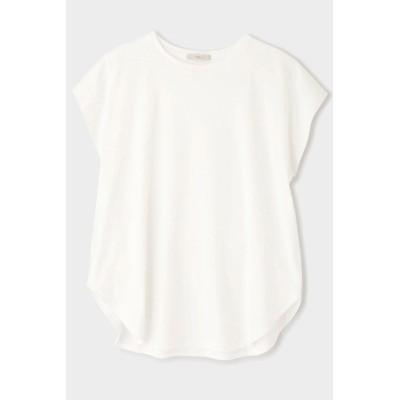 LE PHIL ル フィル パーフェクトスムースノースリーブシャツ レディース ホワイト F