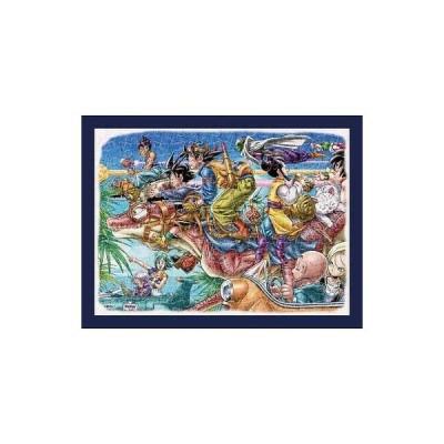 【エンスカイ】 MA-21 ドラゴンボール ゴーゴーパラダイス パズル ジグソーパズル パネル キャラクター アニメキャラクター[▲][ホ][K]