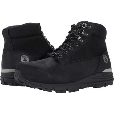 ロッキー Rocky メンズ ブーツ シューズ・靴 Rugged At 5' Comp Black