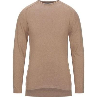 インペリアル IMPERIAL メンズ ニット・セーター トップス Sweater Camel