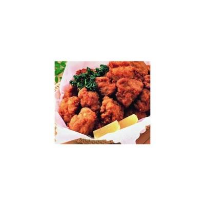 冷凍食品 業務用 鶏もも唐揚 1kg (27〜37個入) 8027 弁当 カラアゲ からあげ 鶏 唐揚げ 揚げ物 フライ 若鶏モモ 和食