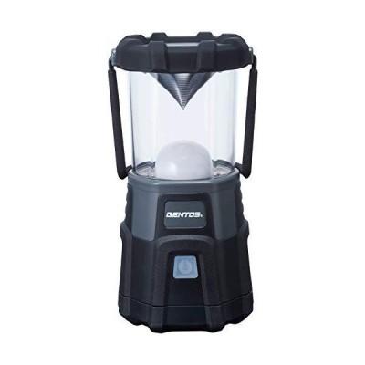 GENTOS(ジェントス) LED ランタン USB充電式 【明るさ1300ルーメン/実用点灯6時間/3色切り替え/耐塵/防水】 専用充電池または単1