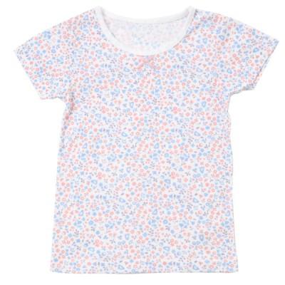 [ベビー]半袖 速く乾くシャツ フラワー ピンク 90 インナー・パジャマ ベビー(70~95cm) 肌着 赤ちゃん本舗(アカチャンホンポ)
