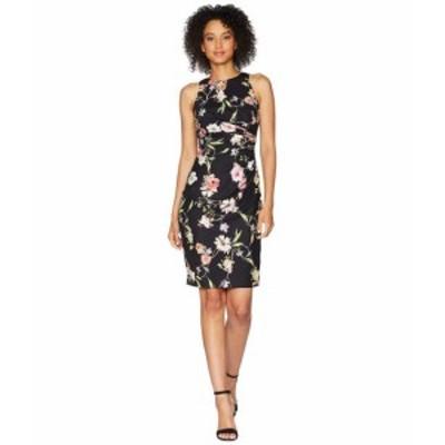 Adrianna Papell アドリアナパぺル ドレス 一般 Eternal Blooms Print Sheath Dress