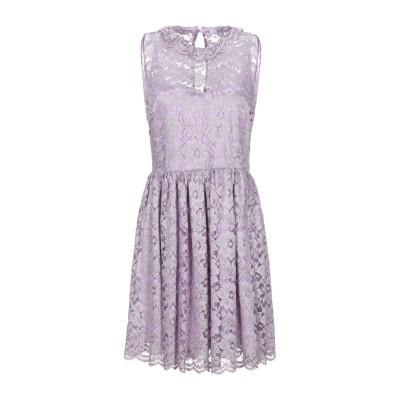 ブルーガール ブルマリン BLUGIRL BLUMARINE ミニワンピース&ドレス ライラック 42 ナイロン 100% ミニワンピース&ドレス