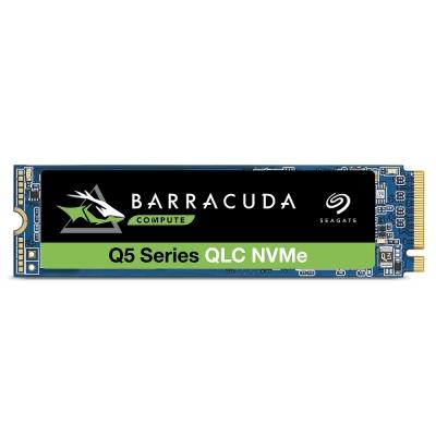 Seagate 新梭魚 BarraCuda Q5 500GB M.2 2280 固態硬碟(ZP500CV3A001)