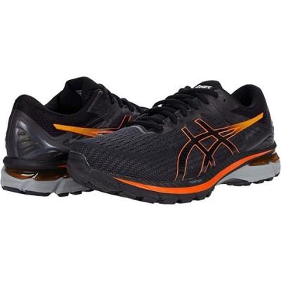 アシックス Gt-2000 9 GTX メンズ スニーカー 靴 シューズ Black/Marigold Orange