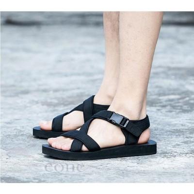 サンダル メンズ ビーチサンダル メンズ 痛くない 夏サンダル カジュアル 靴 大きいサイズ かっこいい 歩きやすい 2020新作