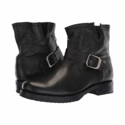 フライ Frye レディース ブーツ シューズ・靴 Veronica Bootie Black Soft Full Grain
