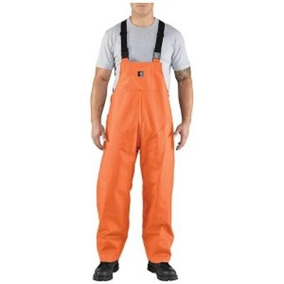 (取寄)カーハート メンズ サリー ビブ オーバーオール Carhartt Men's Surrey Bib Overall Orange 送料無料