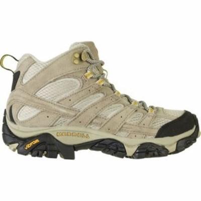 メレル キャンプ用品 Moab 2 Mid Vent Hiking Boot - Womens