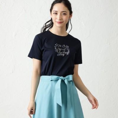 NOZOMI YUASAコラボロゴ半袖Tシャツ