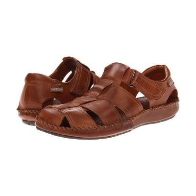 Pikolinos メンズ 男性用 シューズ 靴 サンダル Tarifa 06J-5433 - Cuero