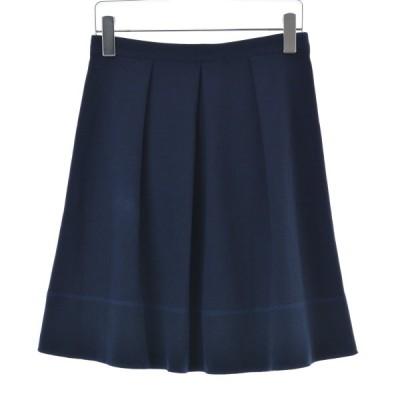 OPAQUE / オペーク ボンディングタック スカート