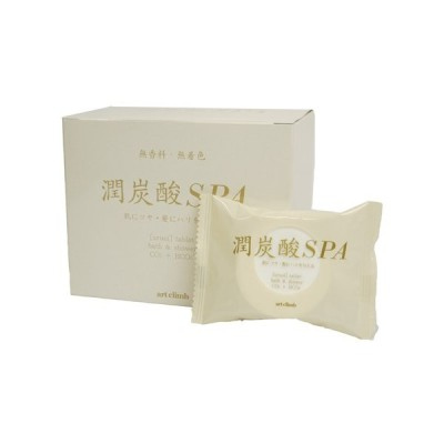 潤炭酸SPA 潤炭酸SPA‐BS 入浴剤