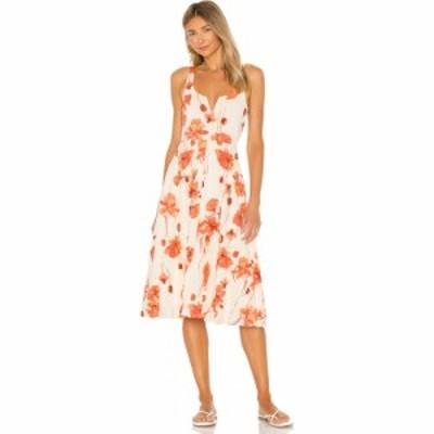 ハウスオブハーロウ1960 House of Harlow 1960 レディース ワンピース タンクドレス ワンピース・ドレス Ella Tank Dress Floral Multi