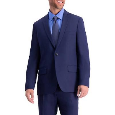ハガー メンズ ジャケット・ブルゾン アウター Active Series Herringbone Slim Fit Suit Separate Coat