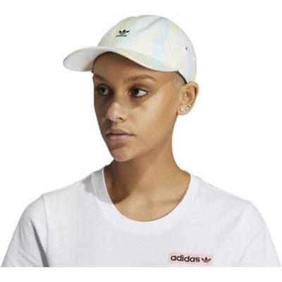 アディダス レディース 帽子 アクセサリー adidas Women's Marble Wash Mini Hat Ambient Sky/Multicolor