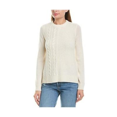 レディース ファッション  sofiacashmere Cashmere Sweater