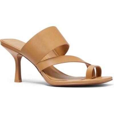 マイケル コース Michael Kors レディース サンダル・ミュール シューズ・靴 Tanner Dress Sandals Peanut