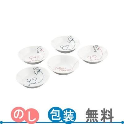 ディズニー ミッキー/LOD 中鉢セット(紙管入) 467543 ギフト包装・のし紙無料 (A5)