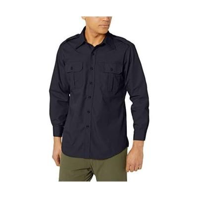 Propper タクティカルドレスシャツ 長袖 Large Regular ブルー[並行輸入品]