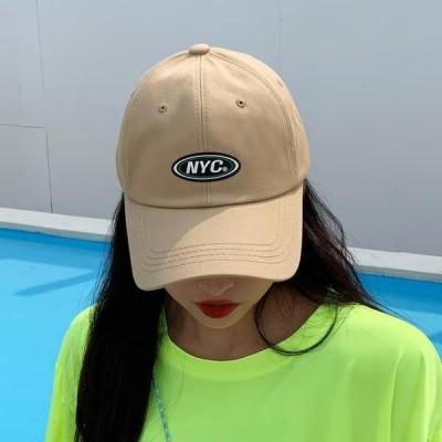 レディース キャップ Point logo cap hat