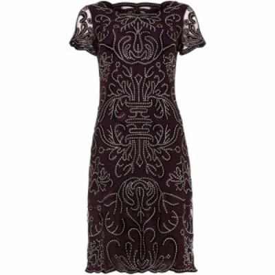 フェイズ エイト Phase Eight レディース ワンピース ワンピース・ドレス Talia Embroidered Dress Red
