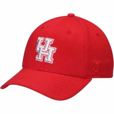 ユニセックス スポーツリーグ アメリカ大学スポーツ Houston Cougars Top of the World Class Flex Hat - Red 帽子